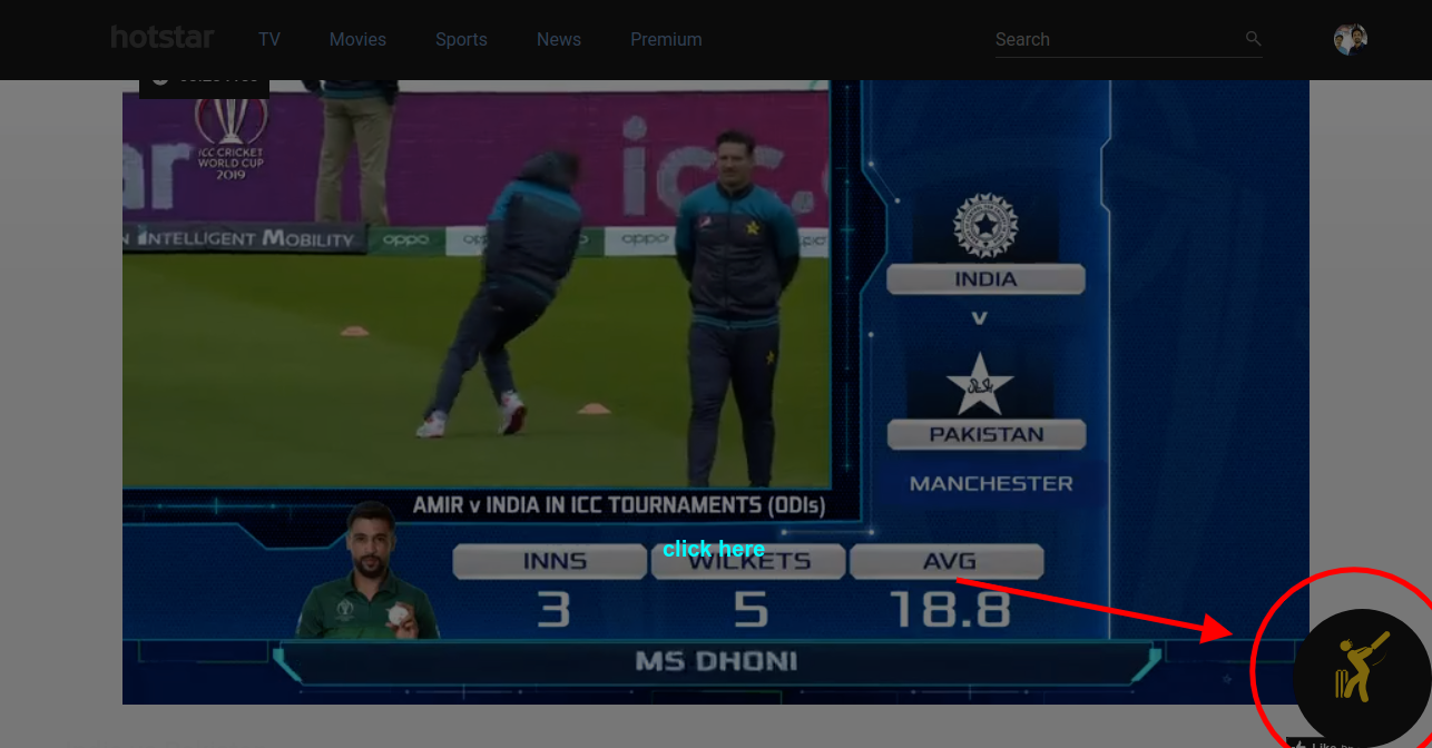 watch icc world cup 2019 free on hotstar