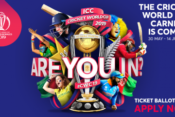 Watch ICC world cup free 2019