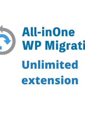 All in one wordpress migration unlimited extension