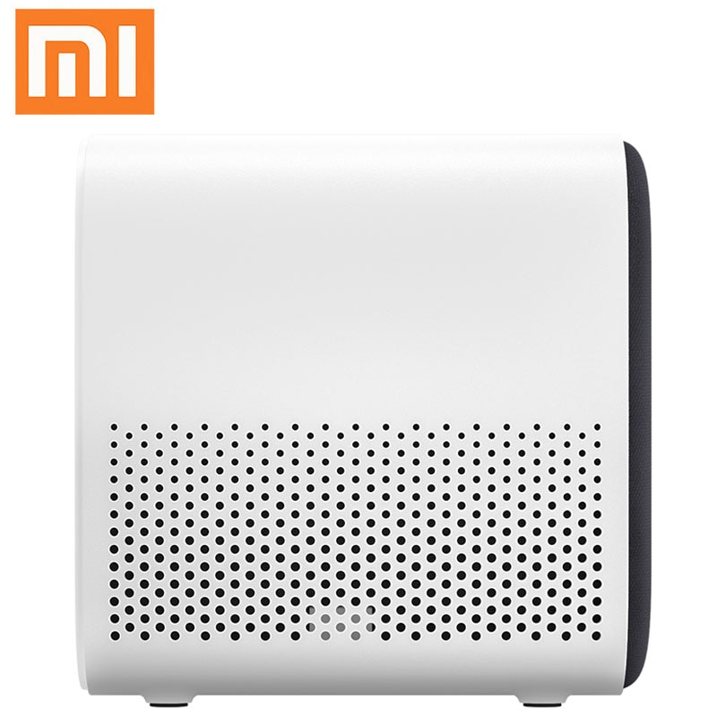 4K Video Xiaomi Mijia DLP Projector 1080P Full HD AI Voice Remote Control 2GB DDR3 8GB eMMC 2.4G / 5G WiFi 3D BT for Home Cinema 5