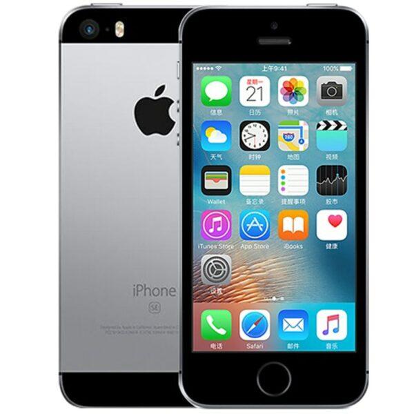Apple iPhone SE Original Unlocked Fingerprint Mobile Phone A9 iOS 9 16/32/64GB ROM Dual Core 4G LTE 2GB RAM 4.0' Smartphone 3