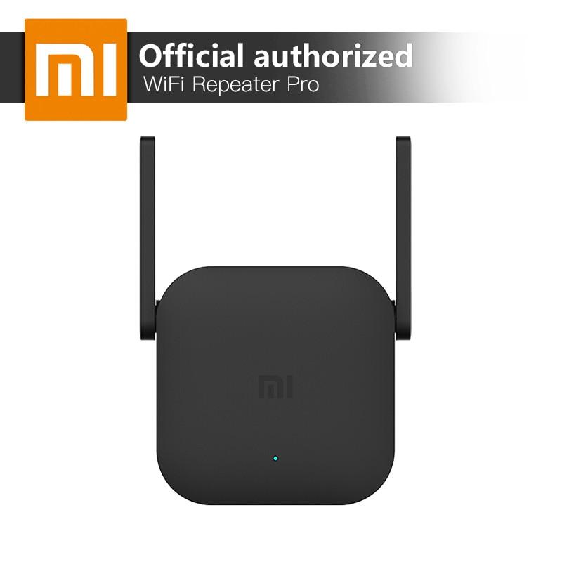 Original Xiaomi WiFi Amplifier Pro 300Mbps WiFi Repeater Mijia Wifi Signal 2.4G Extender Roteador 2 Mi Wireless Router mi router 1