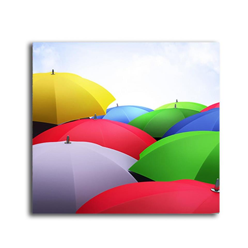 Multi-color Umbrella Painting 1