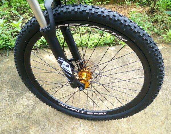 Bicicleta mountain bike 26, Tyre dirt bike ,24/27 speed full suspension ,2017 new cycling bicicleta mountain bicycle 4