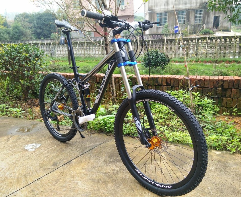Bicicleta mountain bike 26, Tyre dirt bike ,24/27 speed full suspension ,2017 new cycling bicicleta mountain bicycle 1