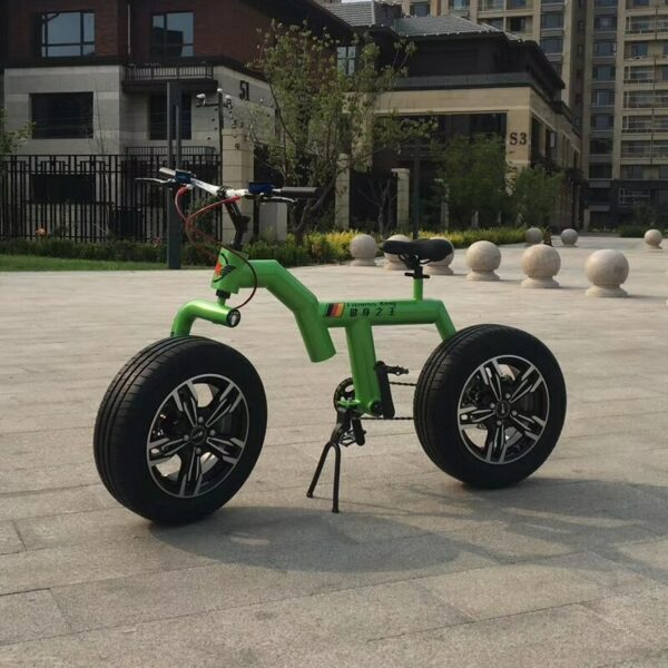 Bicycle Factory Direct Fat Tire Snow Bicycle Double disc brake aluminum alloy male and female students cycling Bicycle Unisex 5