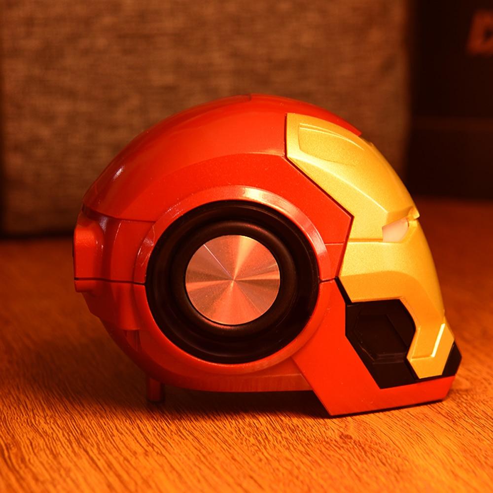 Bluetooth Speaker Wireless Smart Radio Portable caixa de som Support TF Card Play Music 4