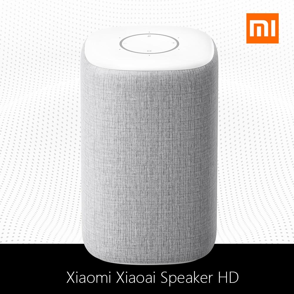 Original Xiaomi Xiaoai HD bluetooth Smart Speaker AI Bass 30W Subwoofer Music Player 360 Degree Surround Stereo Mic Subwoofer 2