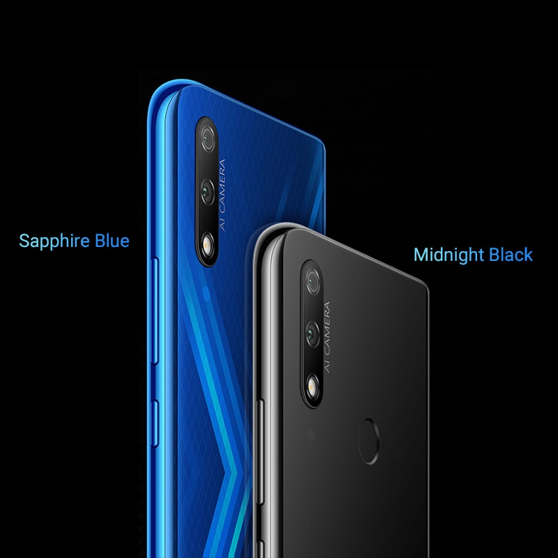 Special Version Honor 9X Smartphone 4G128G 48MP Dual Cam 6.59'' Mobile Phone Android 9 4000mAh OTA Google Play 4