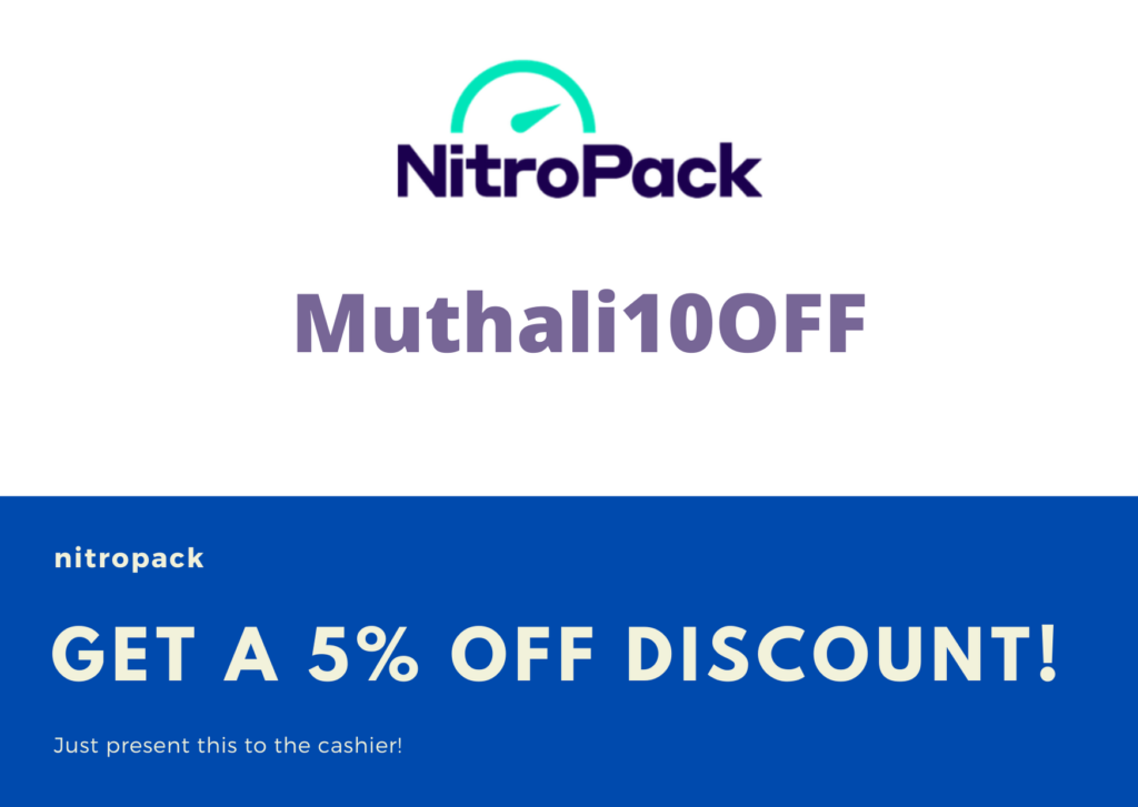 nitropack discount code