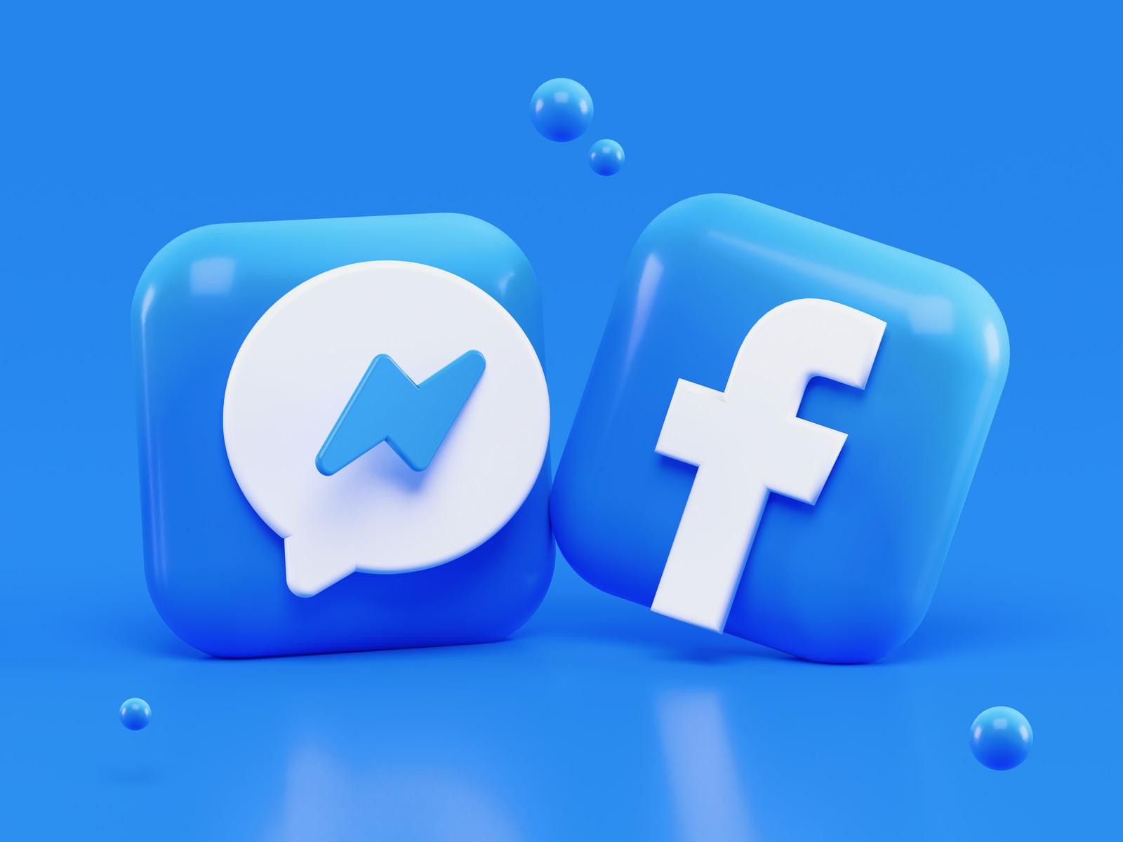 Add facebook messenger to website